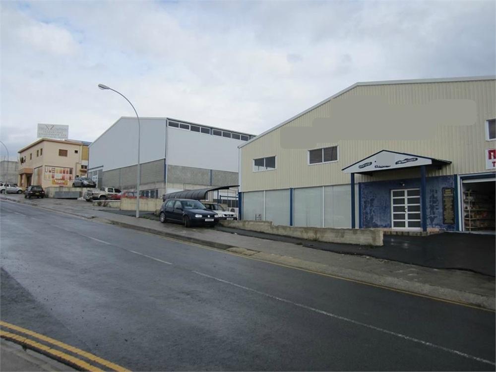 Factory/Warehouse For Sale In Agios Sylas Industrial Area, Ypsonas