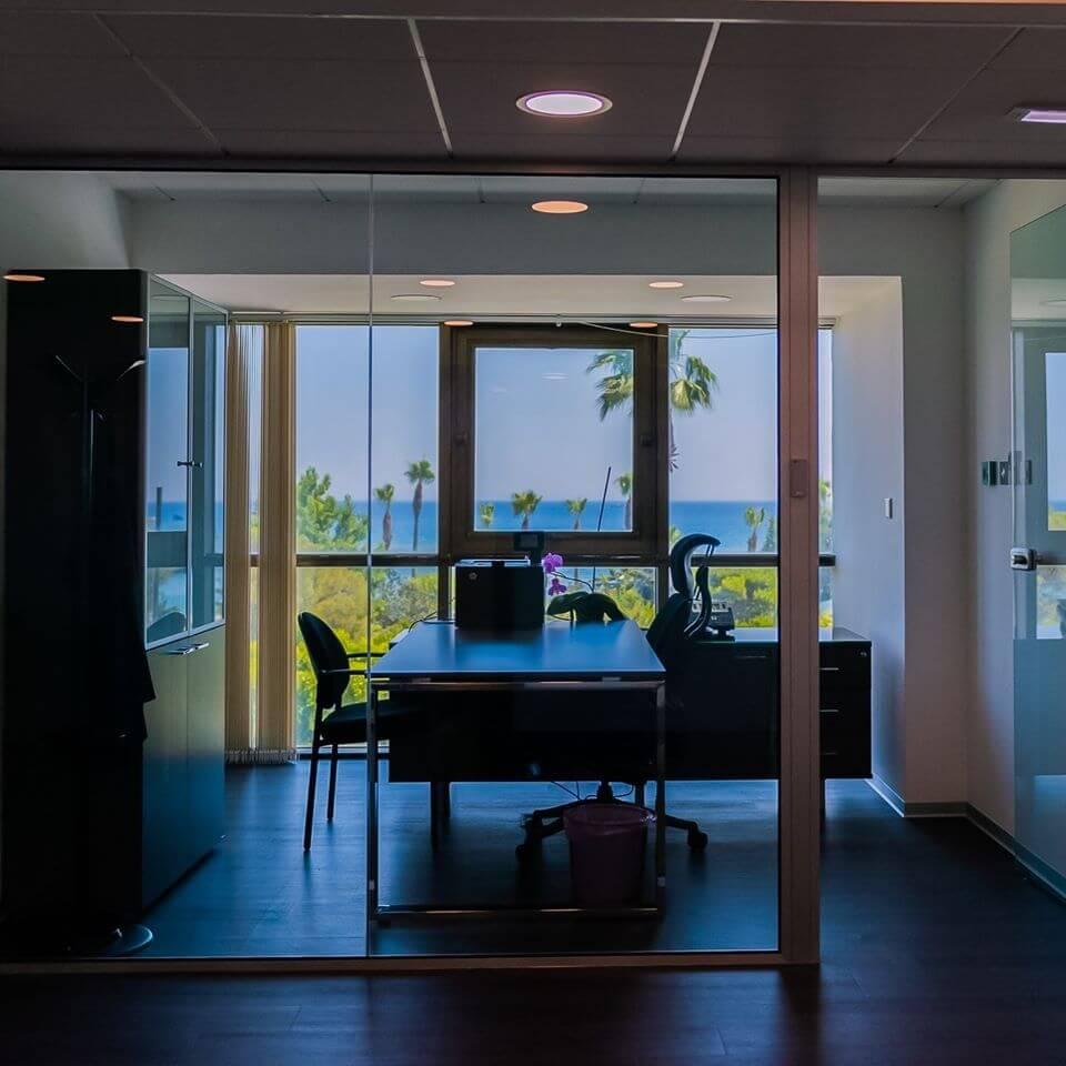 Luxury Serviced Offices Near Marina Limassol