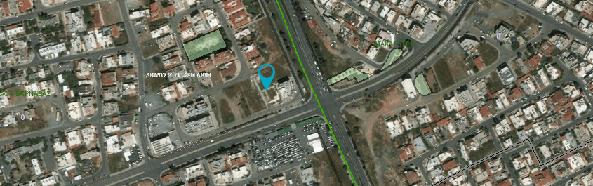 Commercial And Residential Plots For Sale On Makedonias Avenue  (1188 Sq.m)