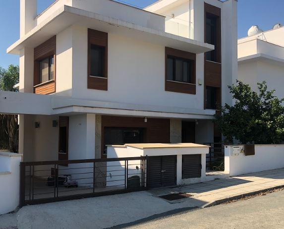Three-Bedroom House In Paramali, Limassol (3 Bedroom)