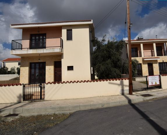 Two Houses In Pachna, Limassol (3679 Sq.m)