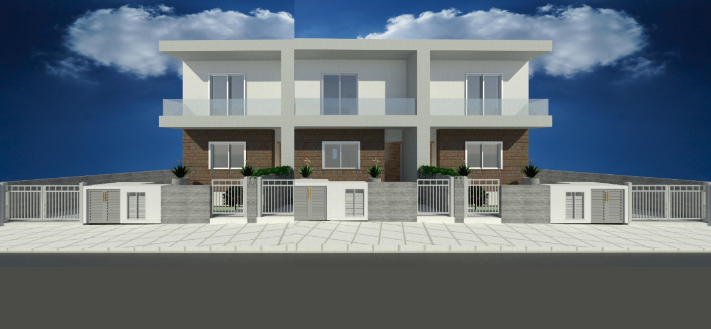 Semi-detached House For Sale In Ypsonas (3 Bedroom)