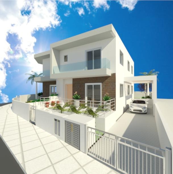 *New & Modern House For Sale In Paramytha (3 Bedroom)
